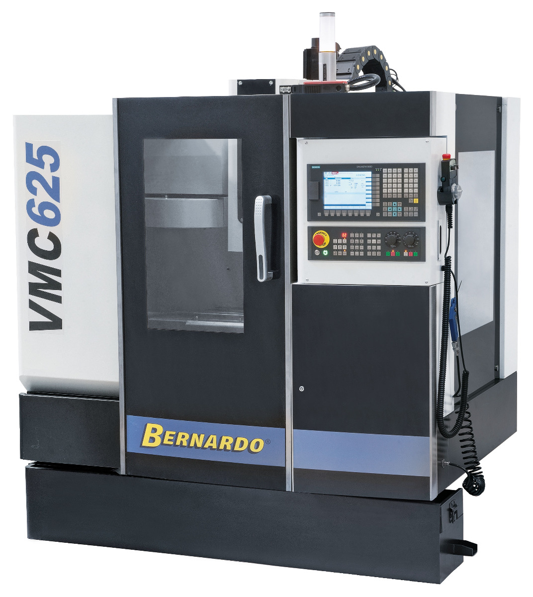Centrum obróbcze CNC do metalu - VMC 625 SIEMENS SINUMERIK 808D BERNARDO