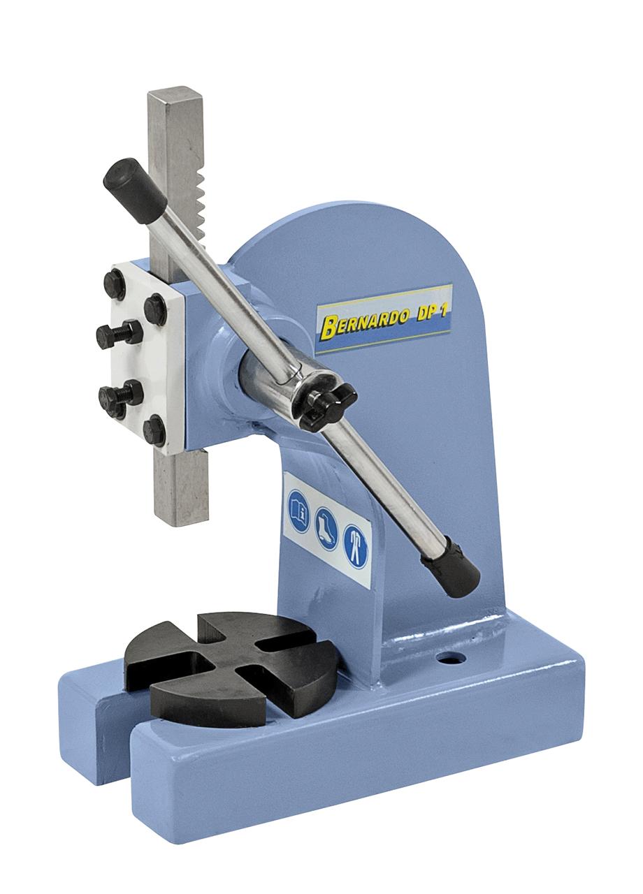 Prasa ręczna stołowa - warsztatowa DP 1 BERNARDO