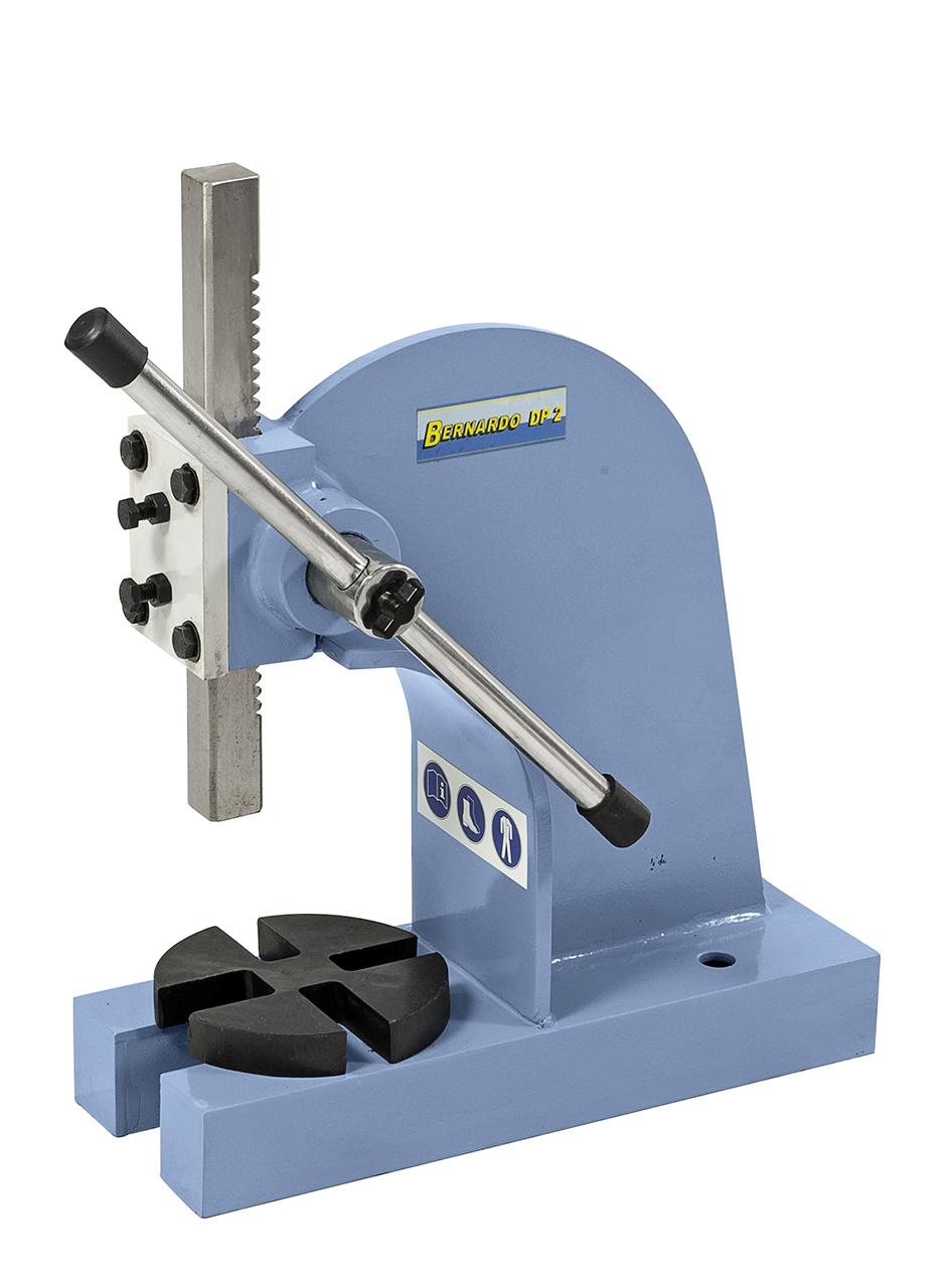 Prasa ręczna stołowa - warsztatowa DP 2 BERNARDO