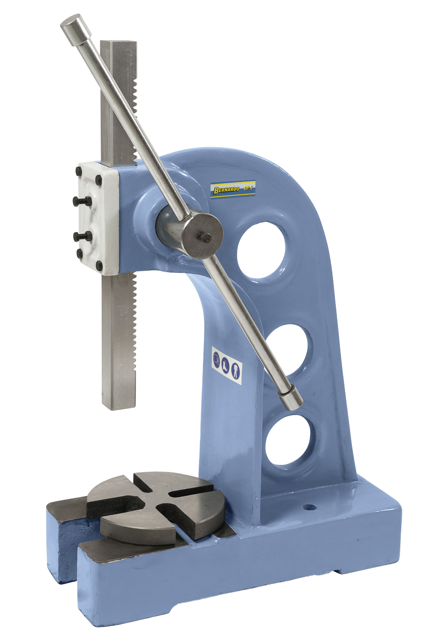 Prasa ręczna stołowa - warsztatowa DP 5 BERNARDO