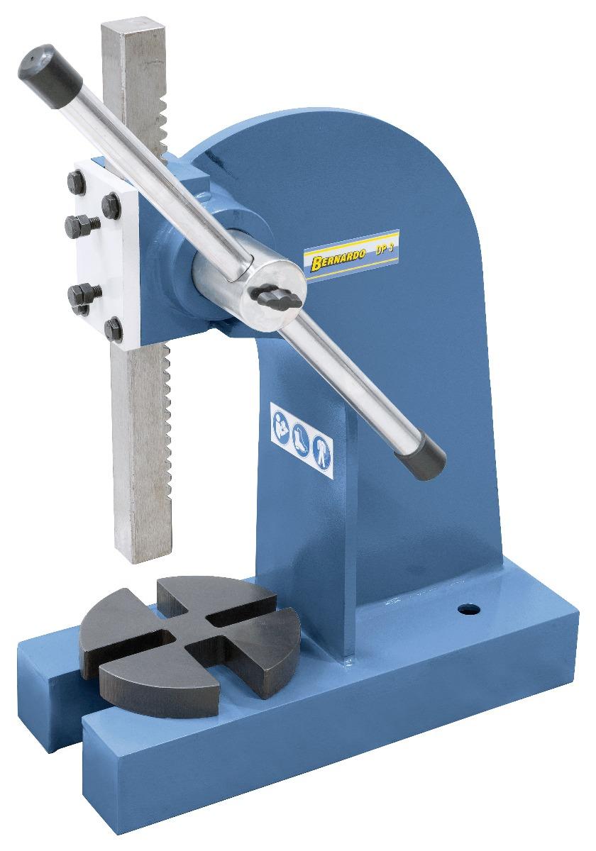 Prasa ręczna stołowa - warsztatowa DP 3 BERNARDO