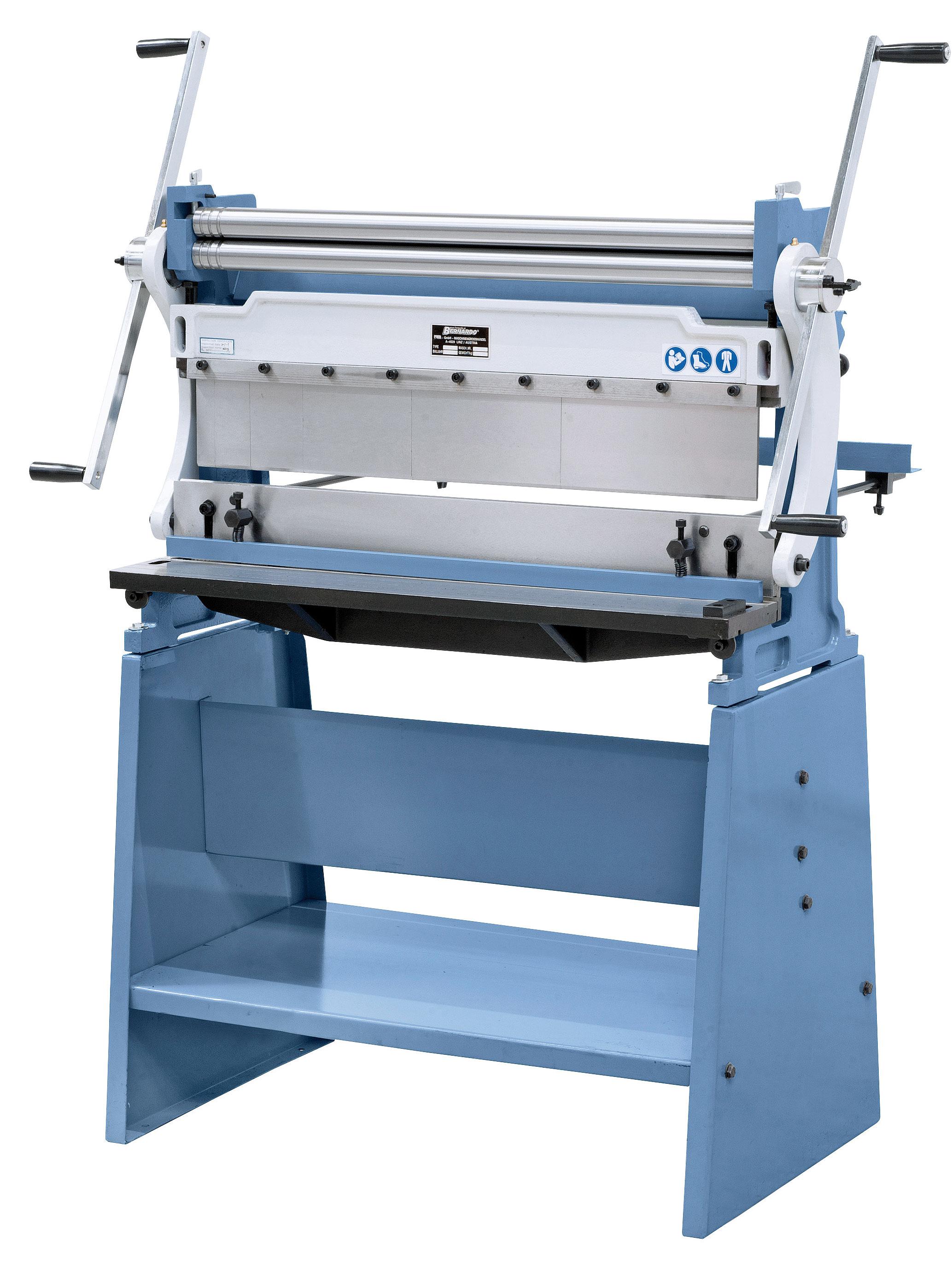 Maszyna uniwersalna do blachy 3 IN 1 - 760 BERNARDO