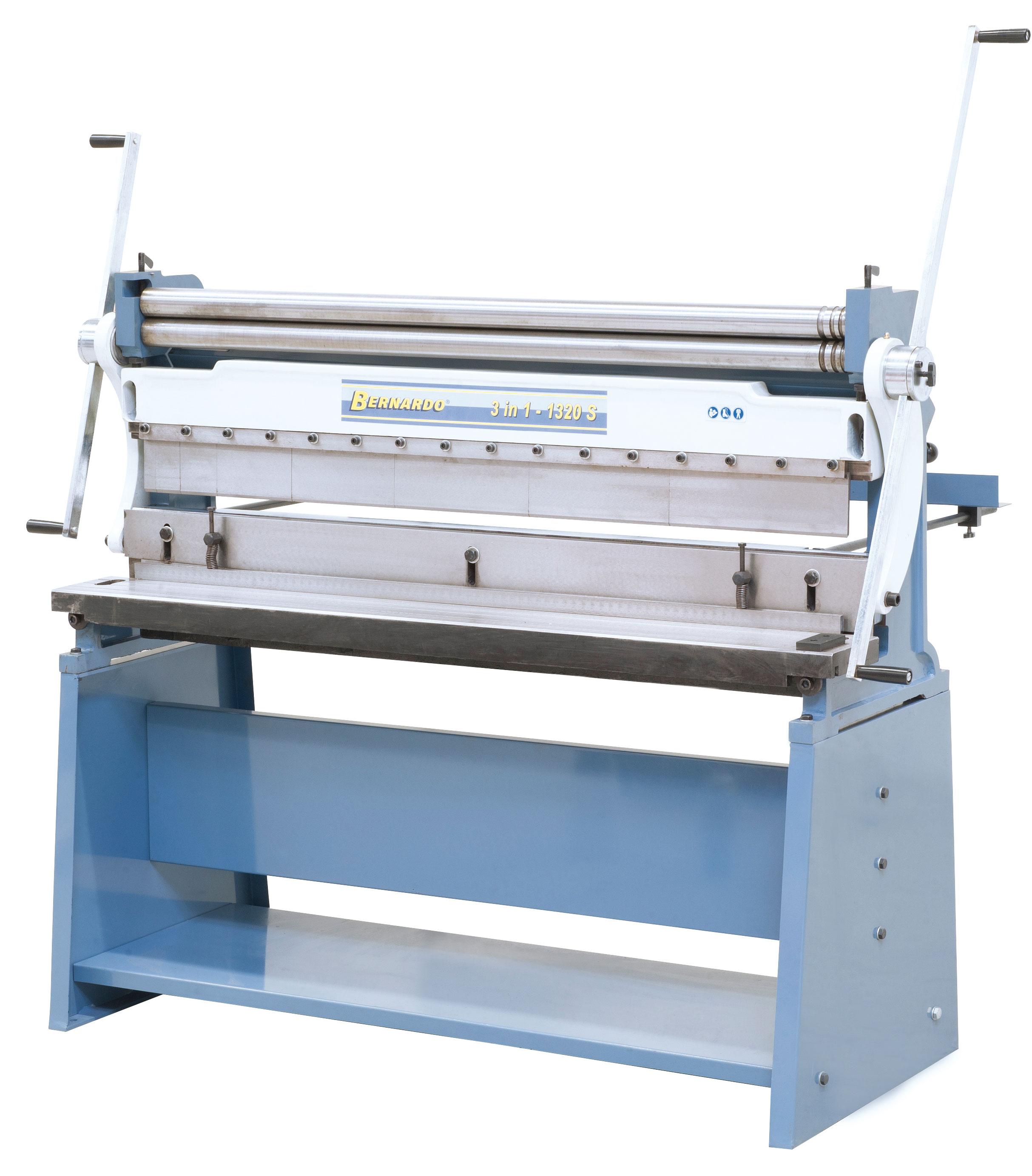 Maszyna uniwersalna do blachy 3 IN 1 - 1320 S BERNARDO