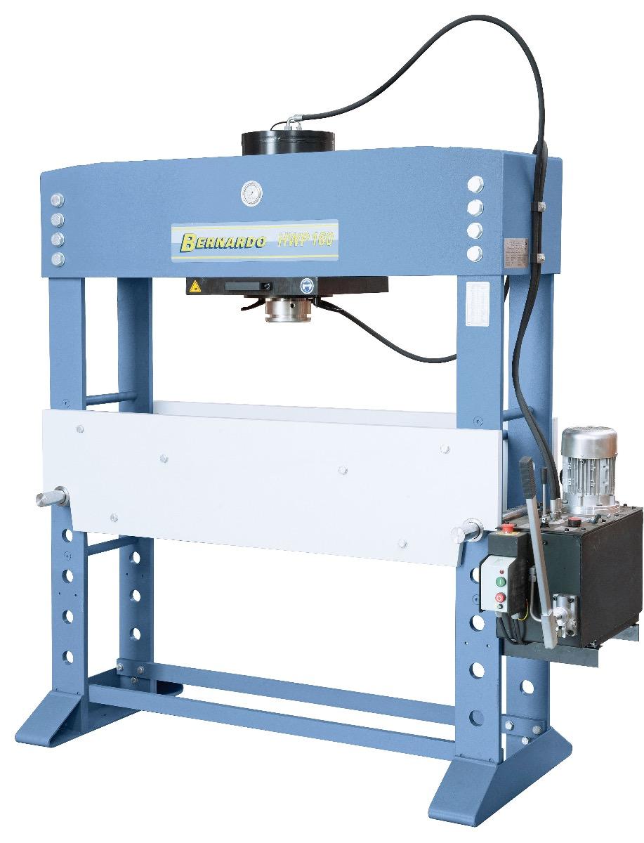 Hydrauliczna prasa warsztatowa HWP 160-1500 * BERNARDO