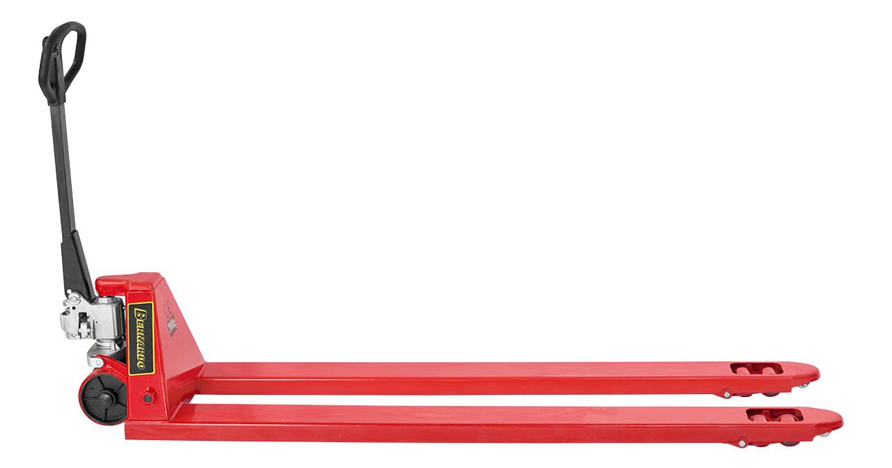 Wózek paletowy wydłużany PHW 2,0 L - 2000 * BERNARDO
