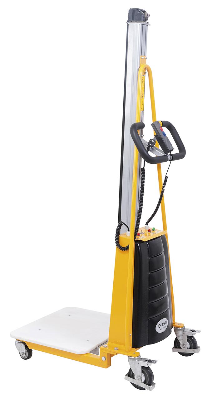 Wózek podnośnikowy, masztowy EHL 150 ERGO BERNARDO