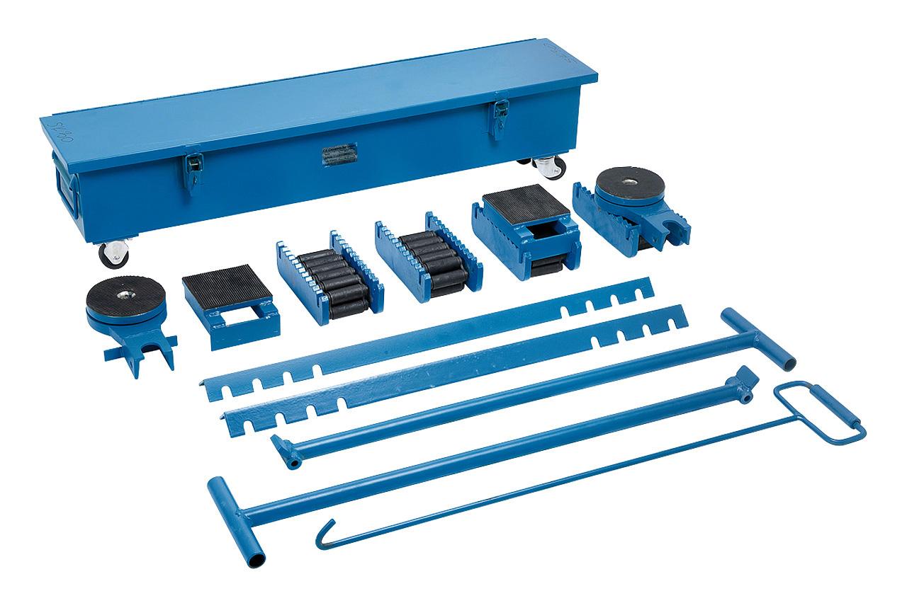 Zestaw podnośnikowy do ciężkich materiałów, maszyn SK 30 BERNARDO