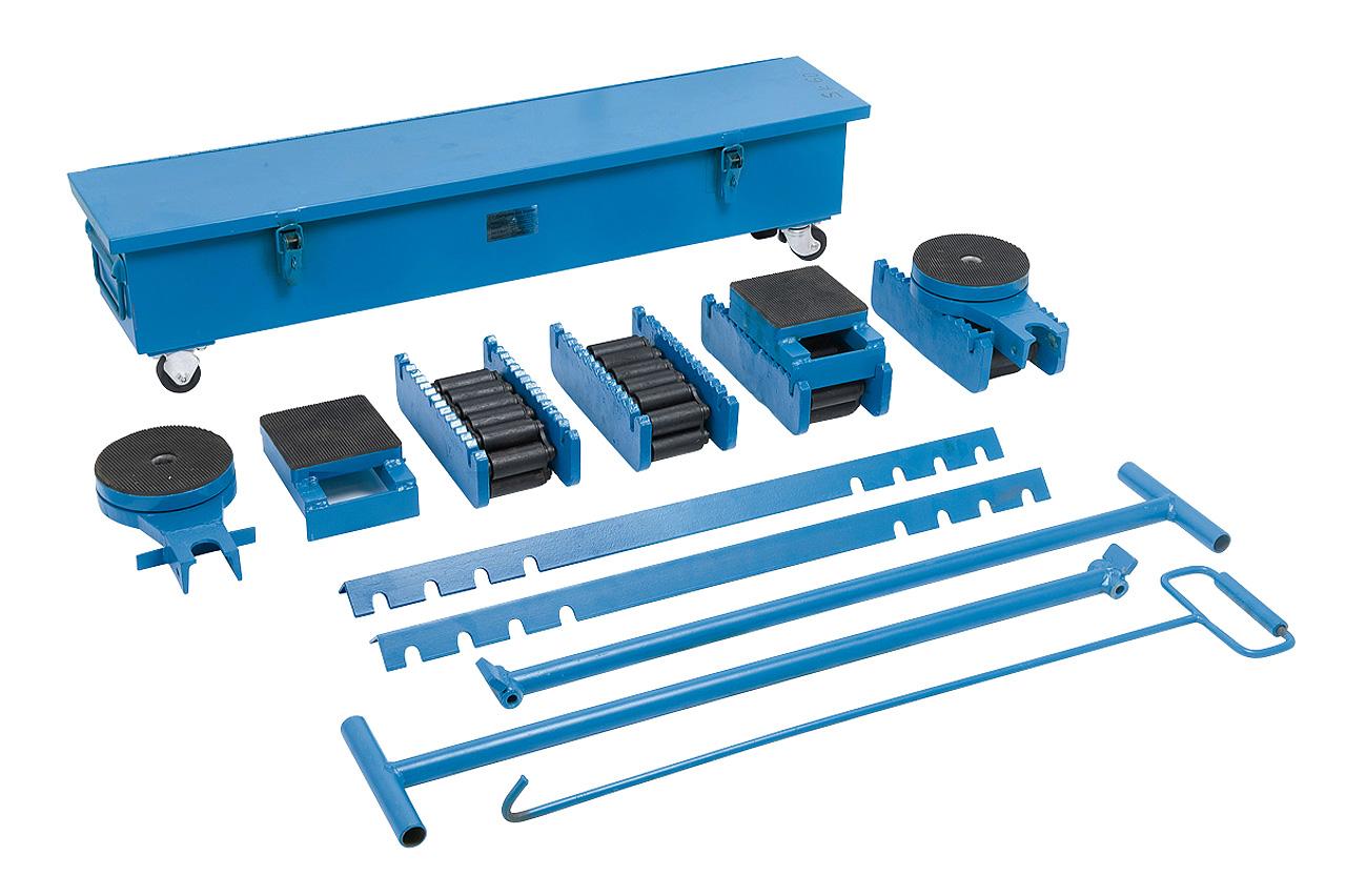 Zestaw podnośnikowy do ciężkich materiałów, maszyn SK 60 BERNARDO