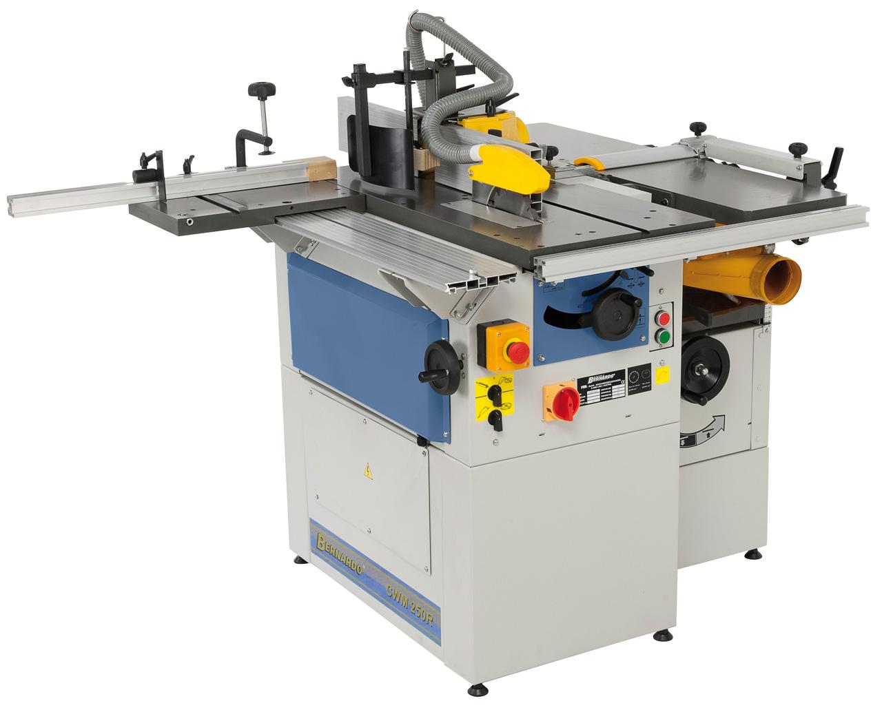 Uniwersalna maszyna wieloczynnościowa CWM 250 R - 230 V * BERNARDO