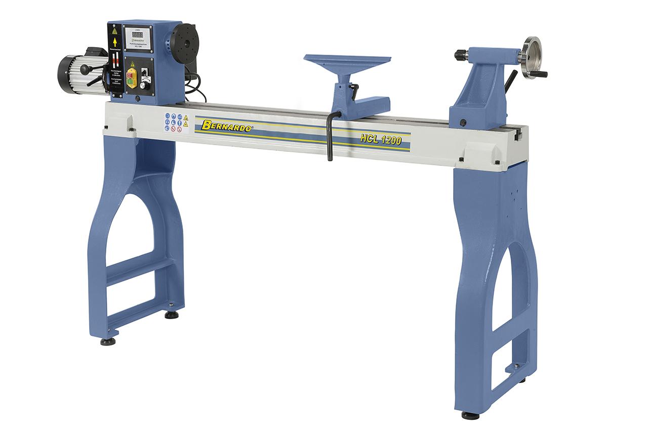 Tokarka do drewna HCL 1200 - 230 V * BERNARDO