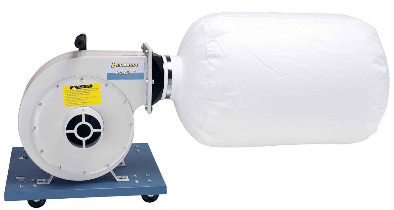 Wentylator promieniowy RV 250 F BERNARDO