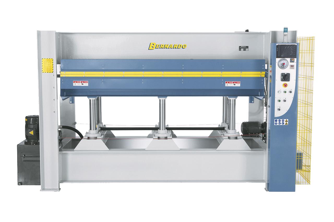 Hydrauliczna prasa do forniru HFP 100-1 / 2500 * BERNARDO