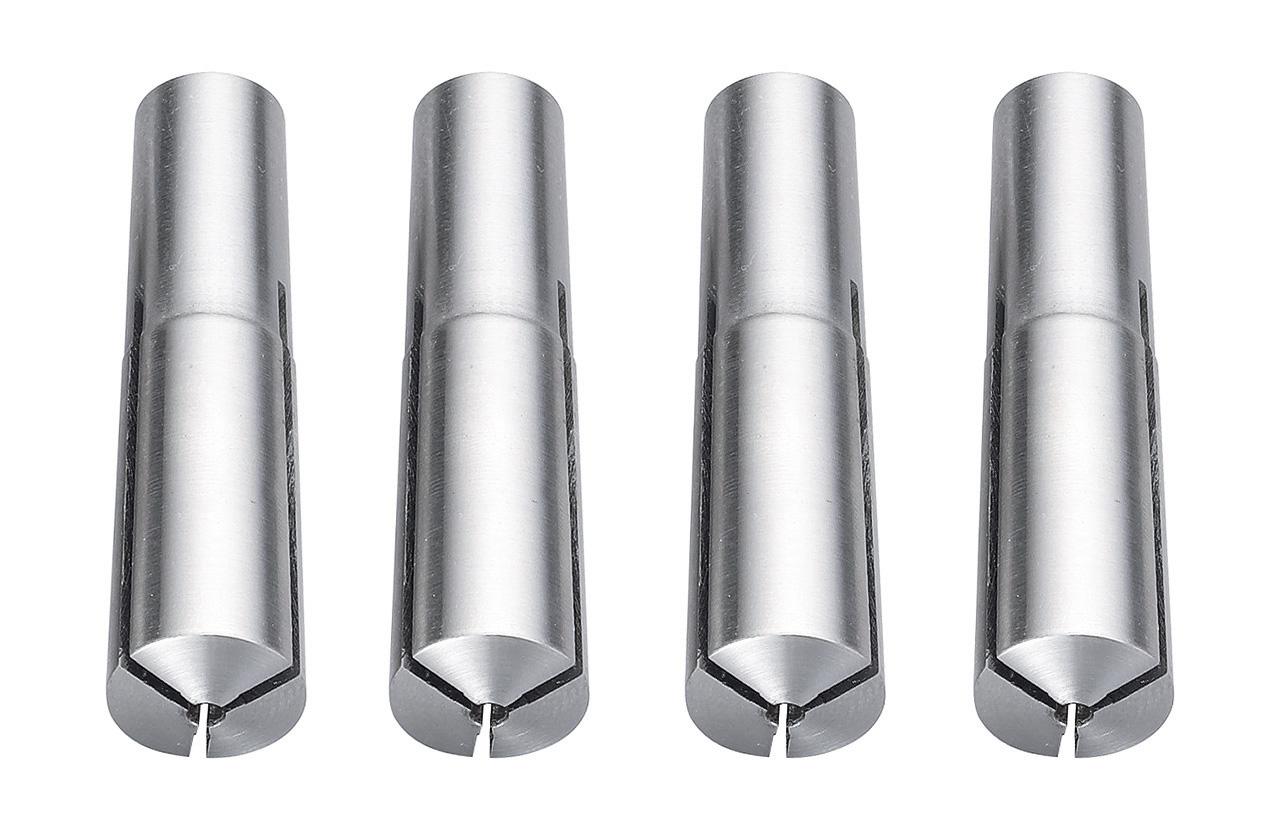 Zestaw tulei zaciskowych 3 - 6 mm ( 4 szt. ) do Hobby 250 / Proficenter 250 BERNARDO
