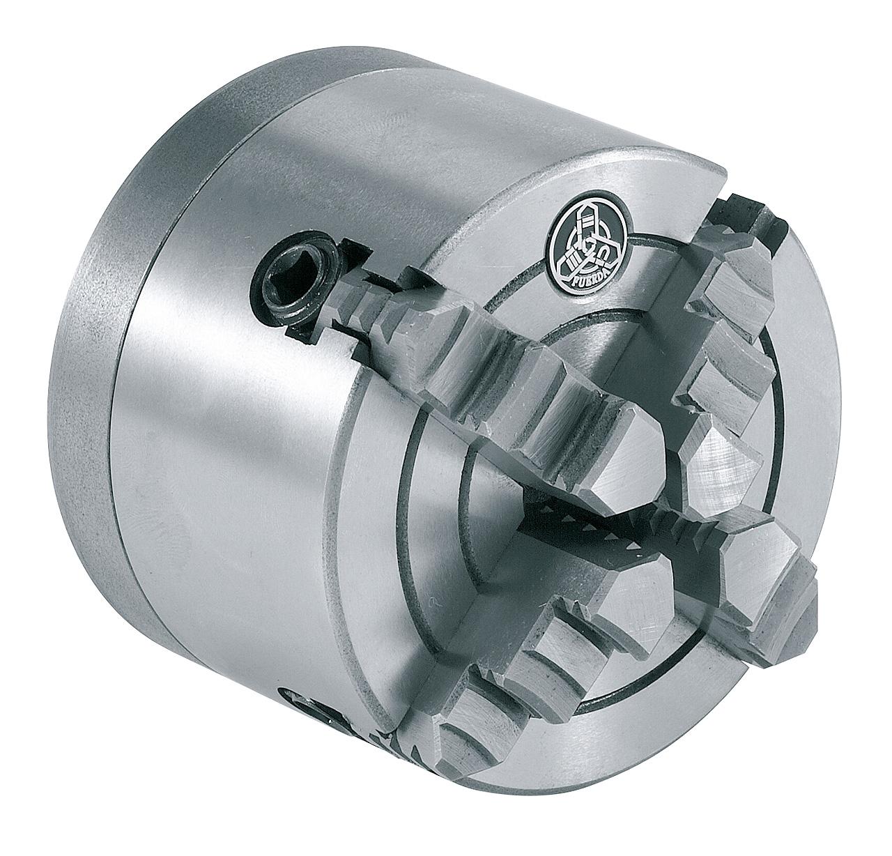 4 szczękowy uchwyt tokarski niezależny 100 mm do Hobby 300 VD / 350 VD / 300 / 400 Super BERNARDO