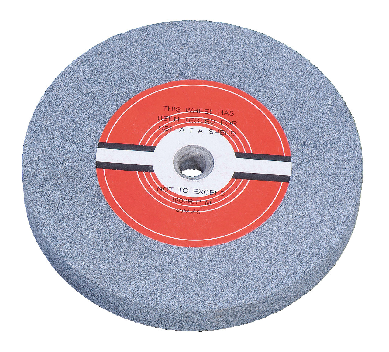 Tarcza szlifierska (tlenek glinu) miękka Ø 300 x 50 mm, Ø 75 mm, G 80    BERNARDO