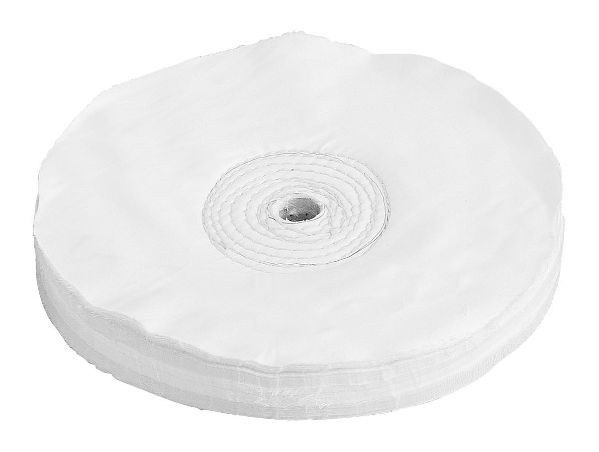 Tarcza polerska miękka, 250 x 25 mm, Ø 20 mm  BERNARDO