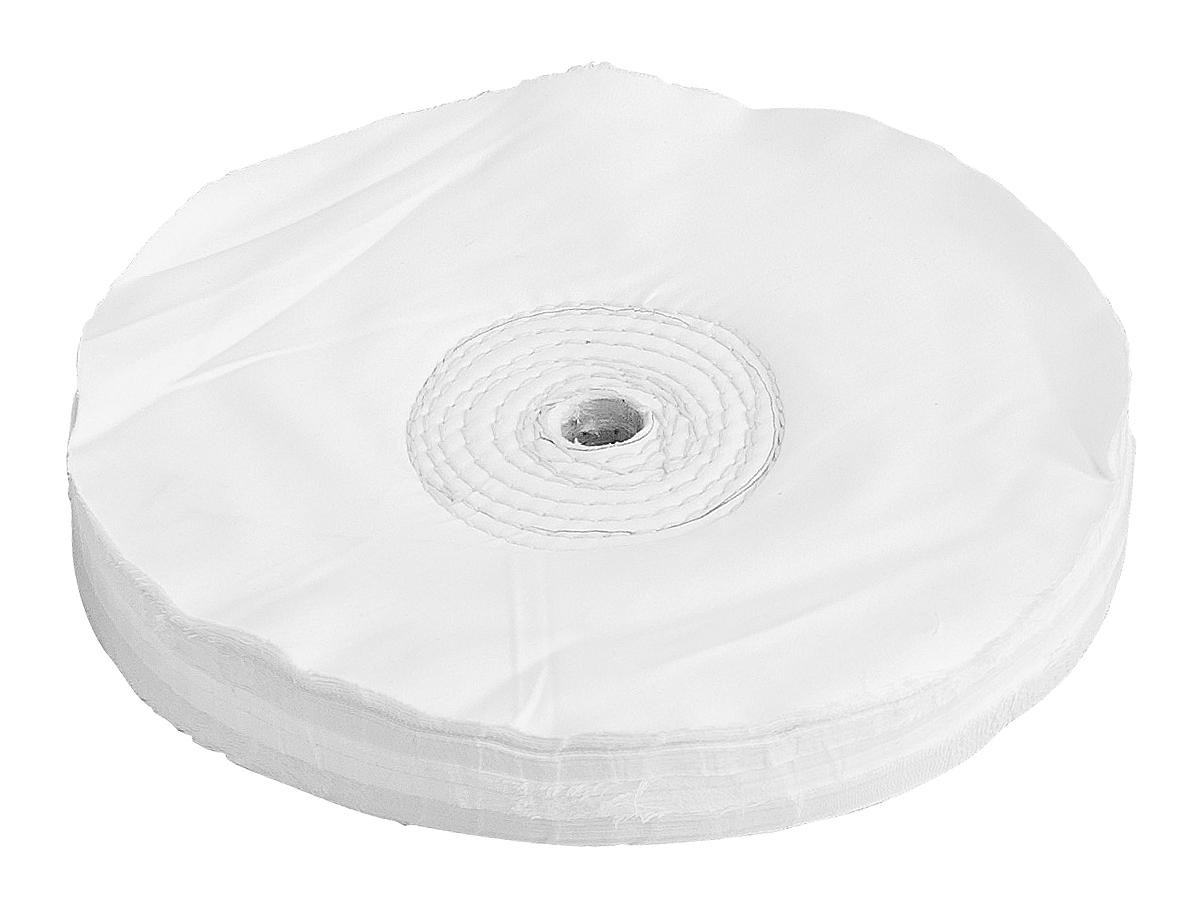 Tarcza polerska miękka, Ø 350 x 40 mm, Ø 16 mm  BERNARDO