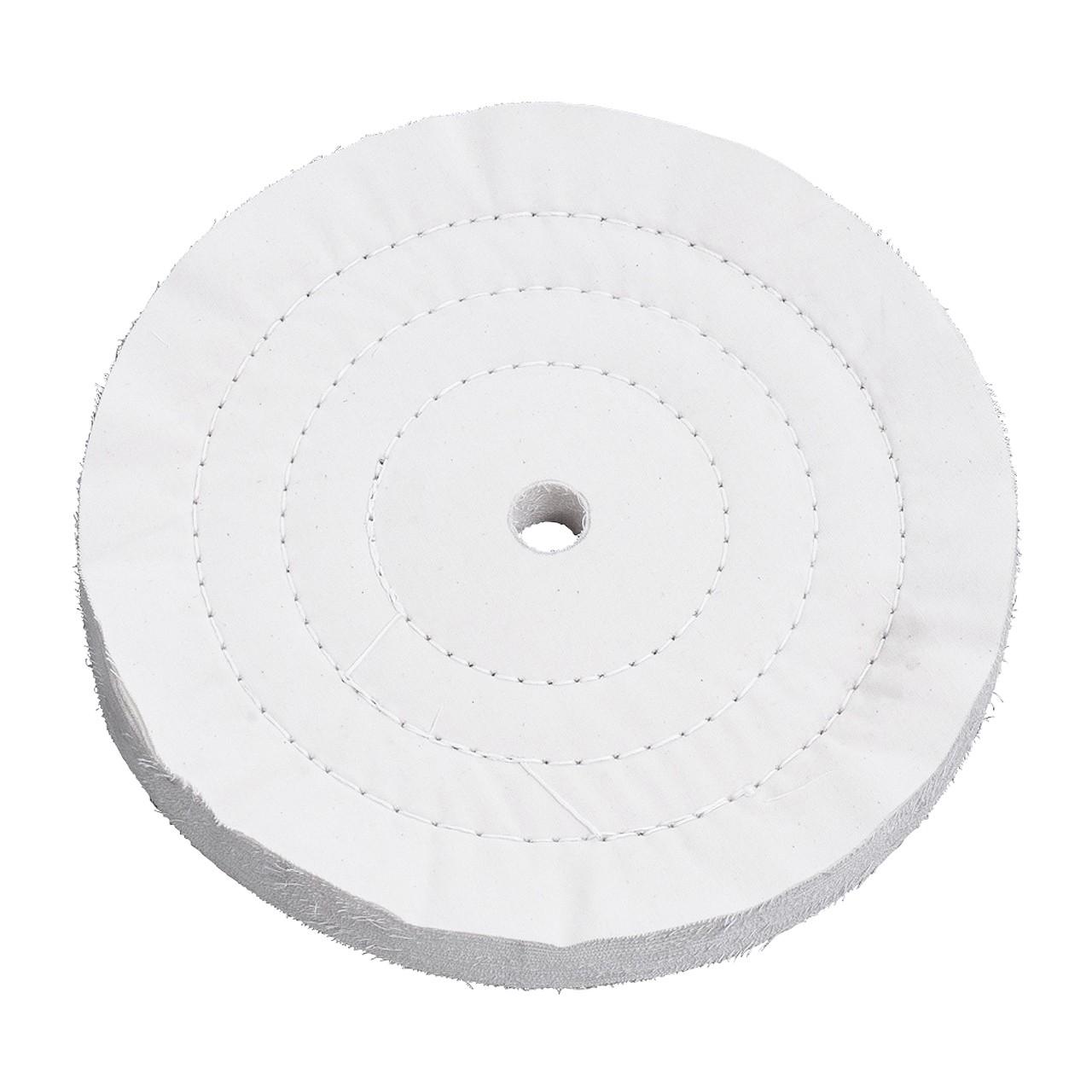 Tarcza polerska sizalowa pokrzywowa Ø 200 x 20 mm, Ø 16 mm BERNARDO
