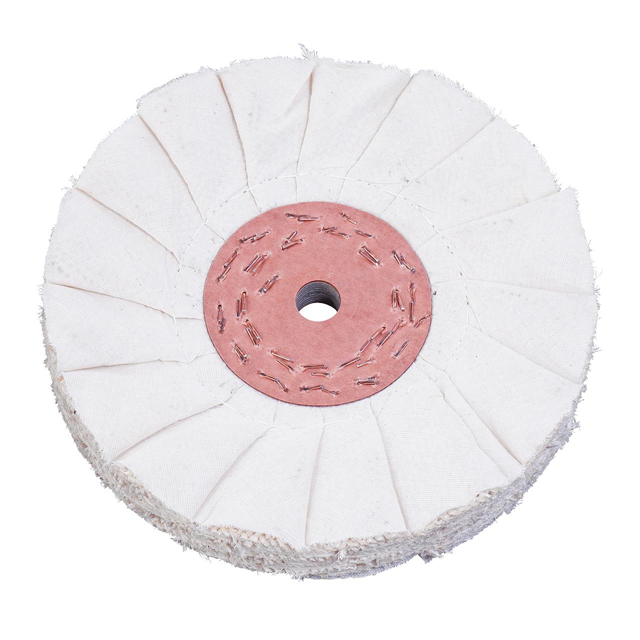 Tarcza polerska sizalowa pokrzywowa Ø 250 x 25 mm, Ø 20 mm BERNARDO