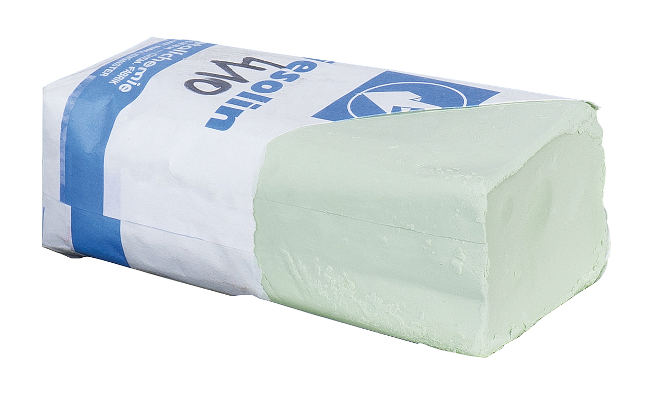 Pasta polerska Kiesolin 410 (zielona) do stali nierdzewnej BERNARDO