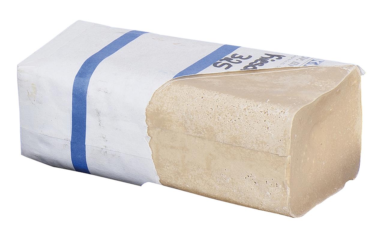 Pasta polerska do polerowania wstępnego Kiesolin 325 (lekko brązowa) do drewna BERNARDO
