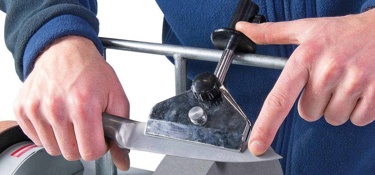 Urządzenie do noży do NTS 250 BERNARDO