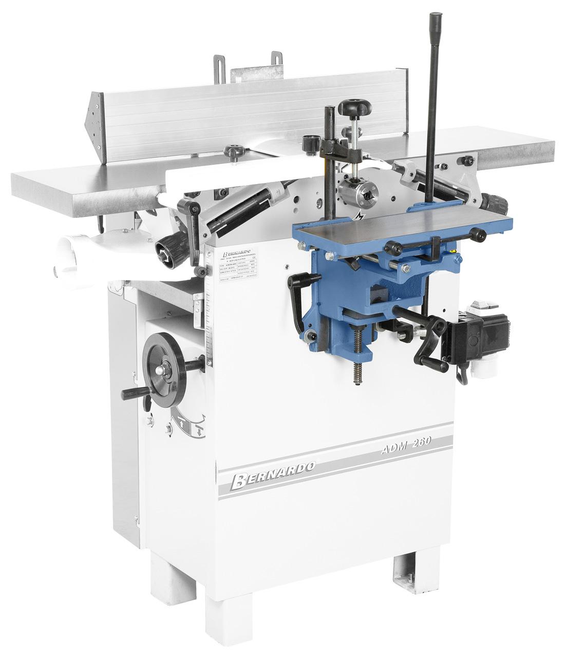 Urządzenie wiercące - frezarka  ADH 250 / ADM 260 / PT 310 / CWM 250 BERNARDO