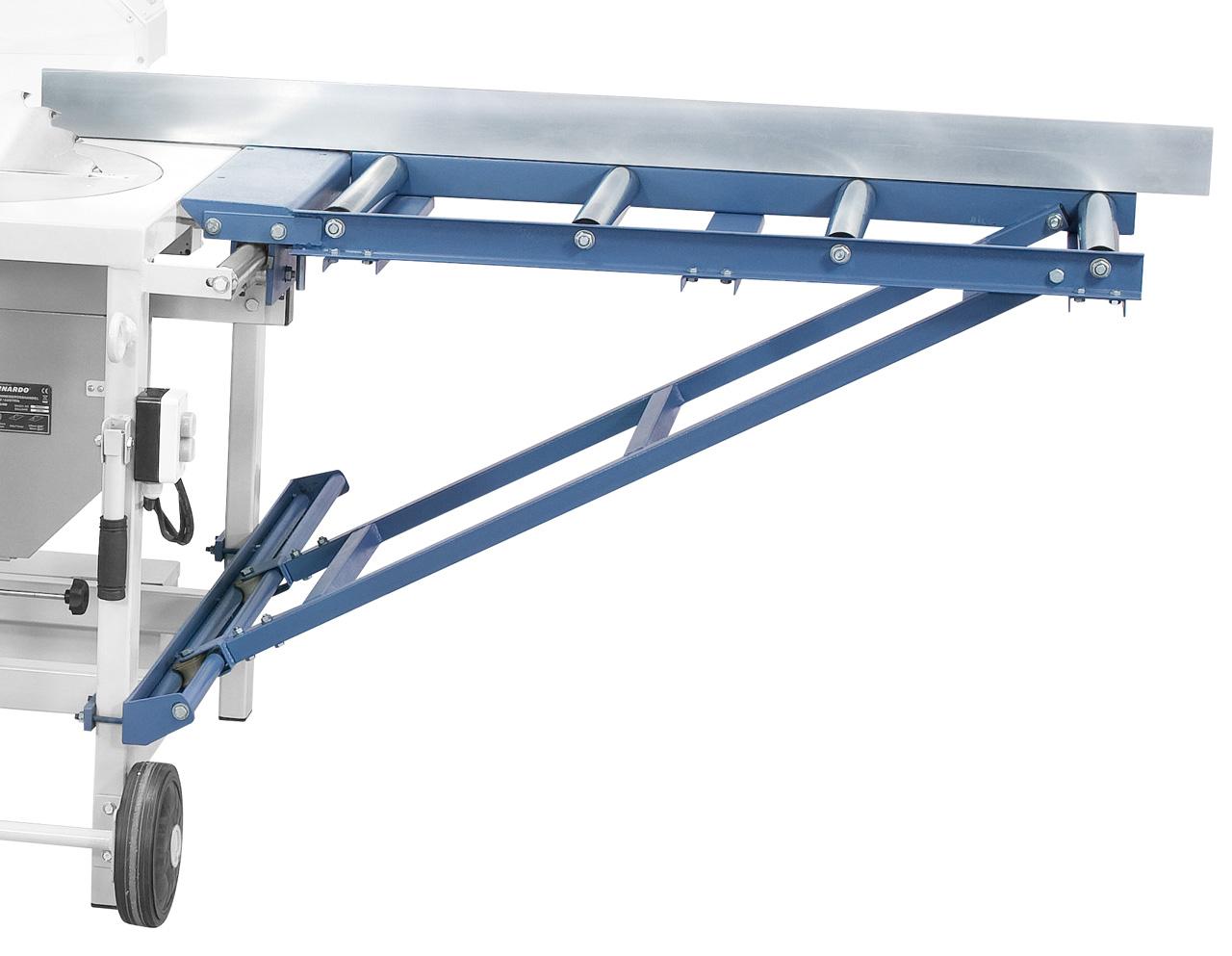 Podajnik rolkowy odbierający 1000 mm do UZT 400 BERNARDO