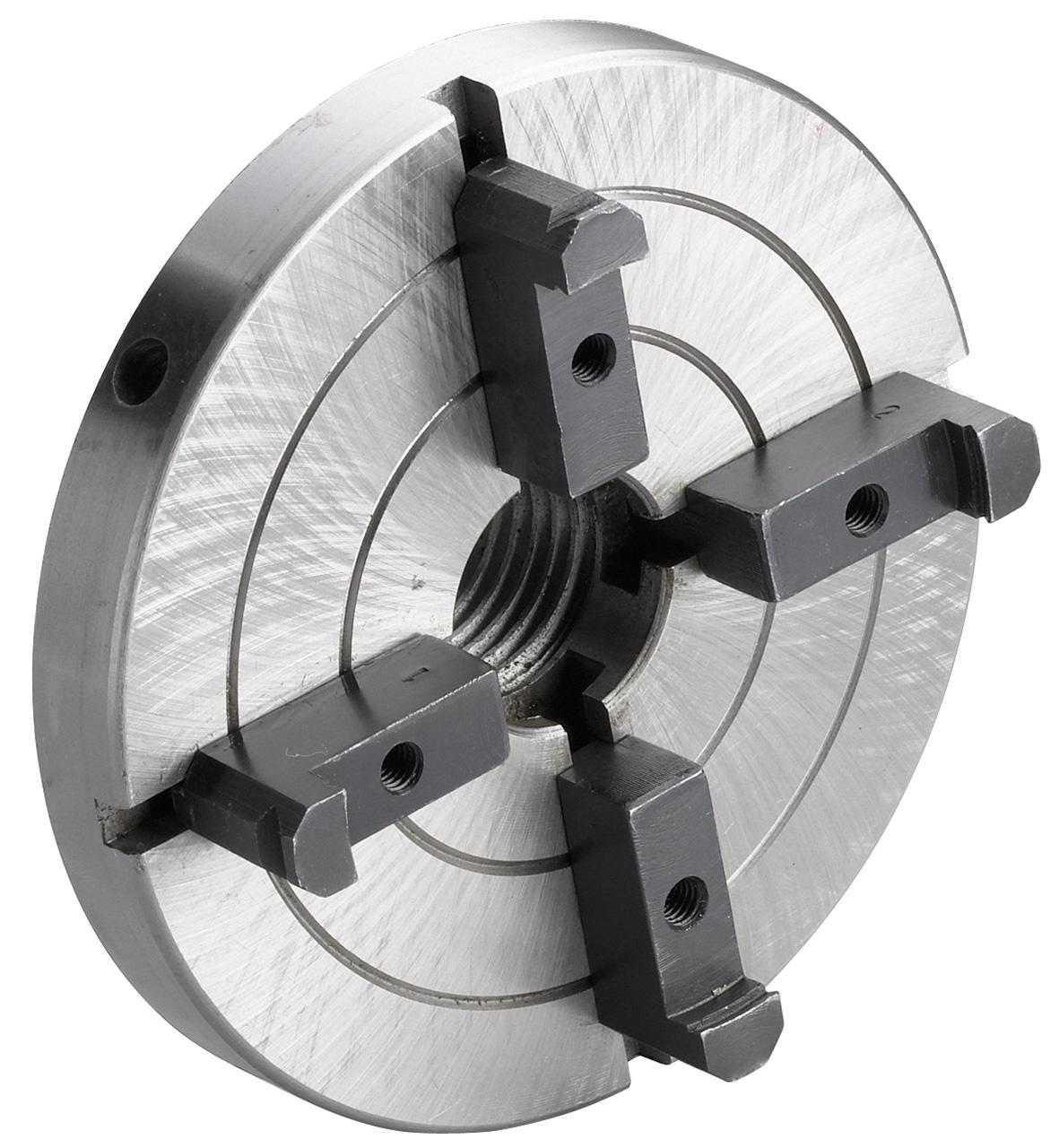 Uchwyt tokarski 4-szczękowy 150 mm / M 33 x 3,5 mm (niezależny) BERNARDO