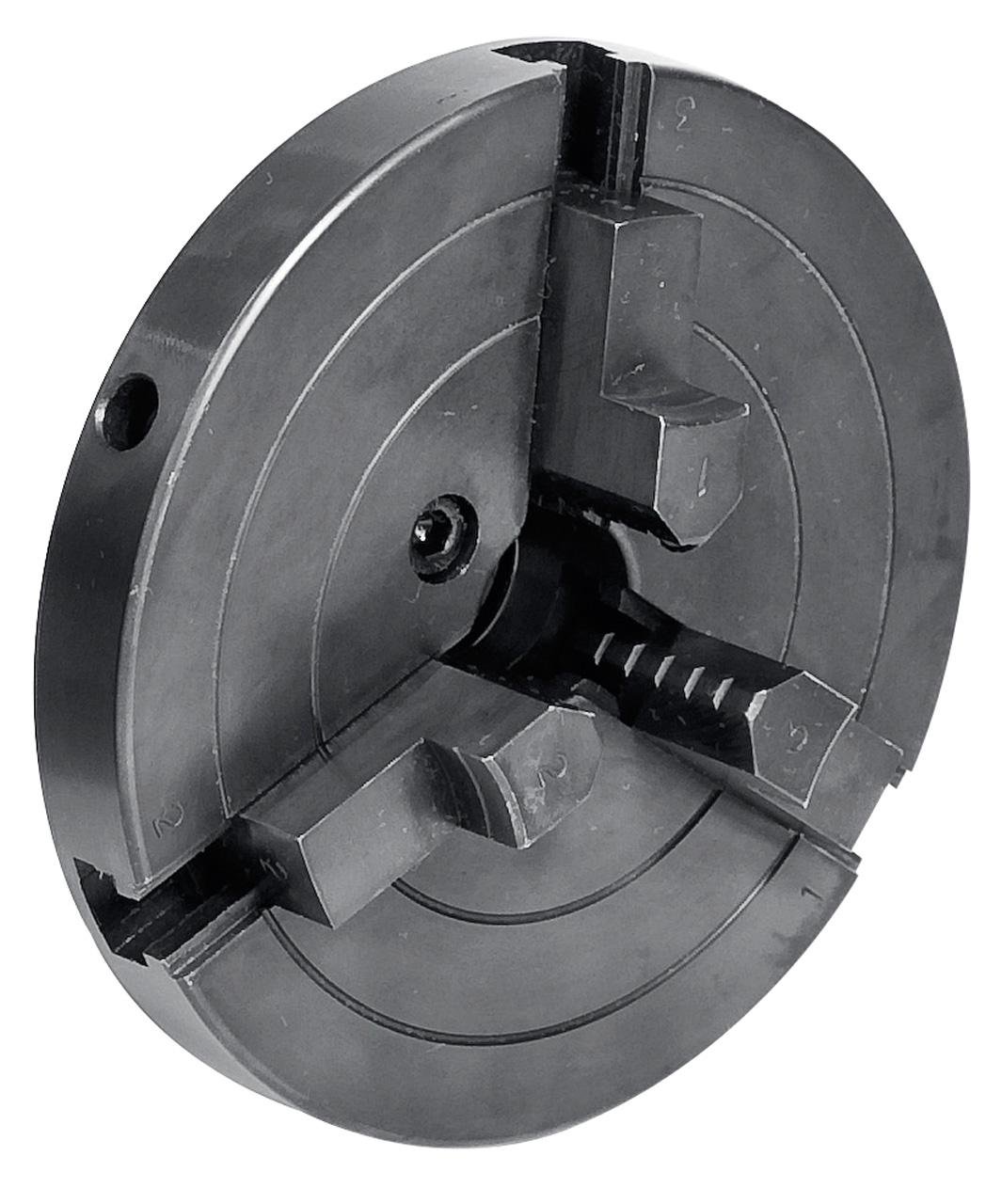 Uchwyt tokarski 3-szczękowy 125 mm / M 33 x 3,5 mm BERNARDO