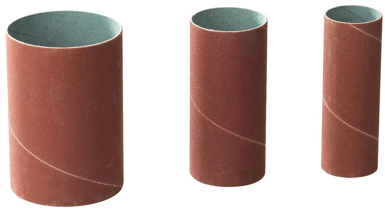 Zestaw rolek szlifujących rozmiar 6/9/12/15/19/25/38/50/75/100 mm - G 100 (każdej po 2 szt.) do OVS 160 BERNARDO