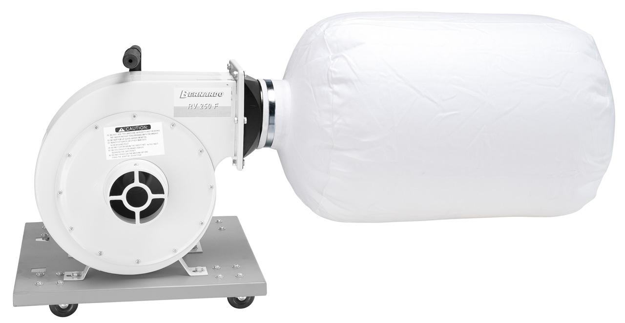 Worek do wiórów filtracyjny do RV 203 / RV 250 F BERNARDO