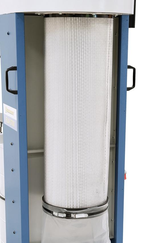 Wkłady mikrofiltracyjne FP 4 dla RLA 3700 BERNARDO