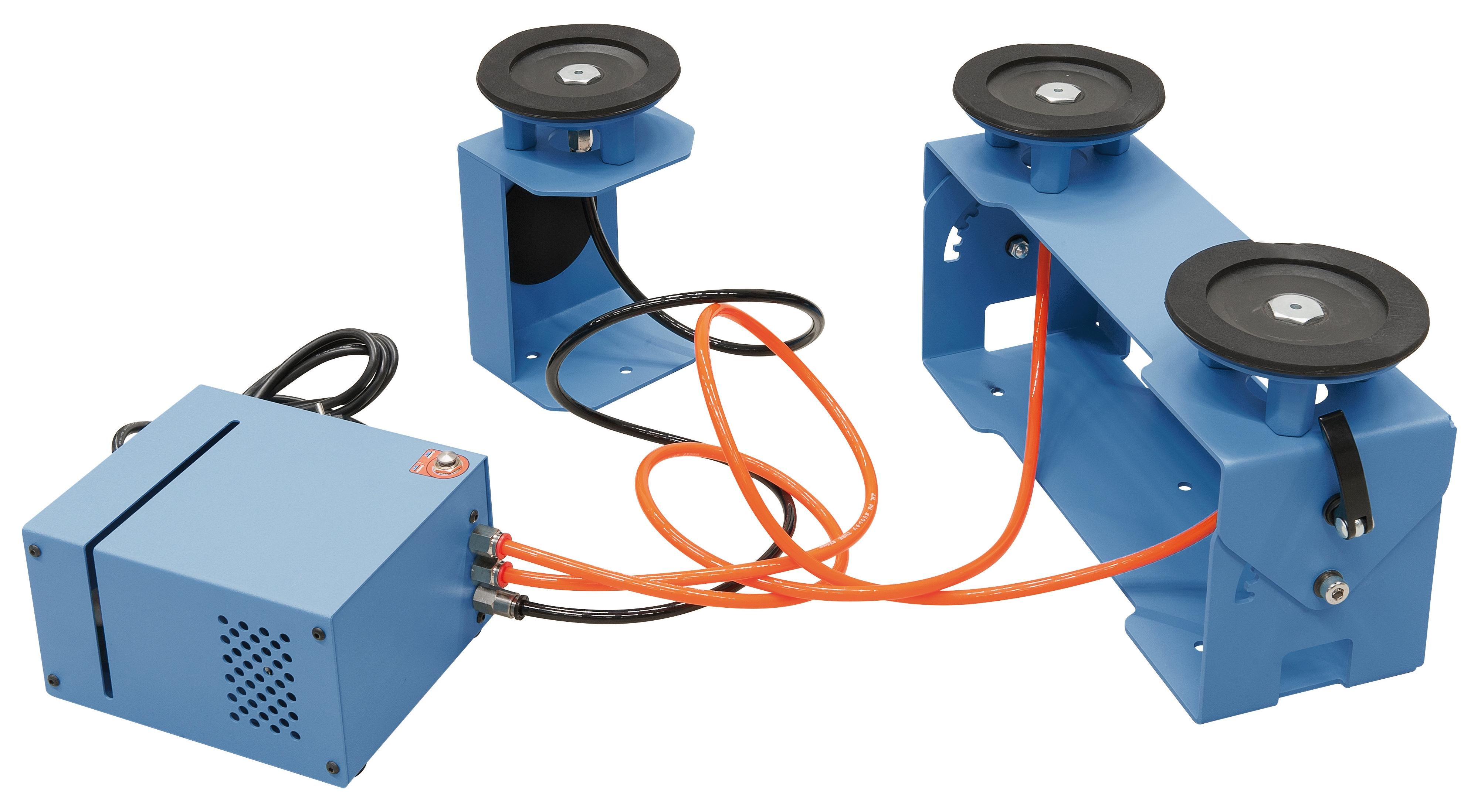 Zaciski próżniowe - elektryczne zestaw VP 03  BERNARDO