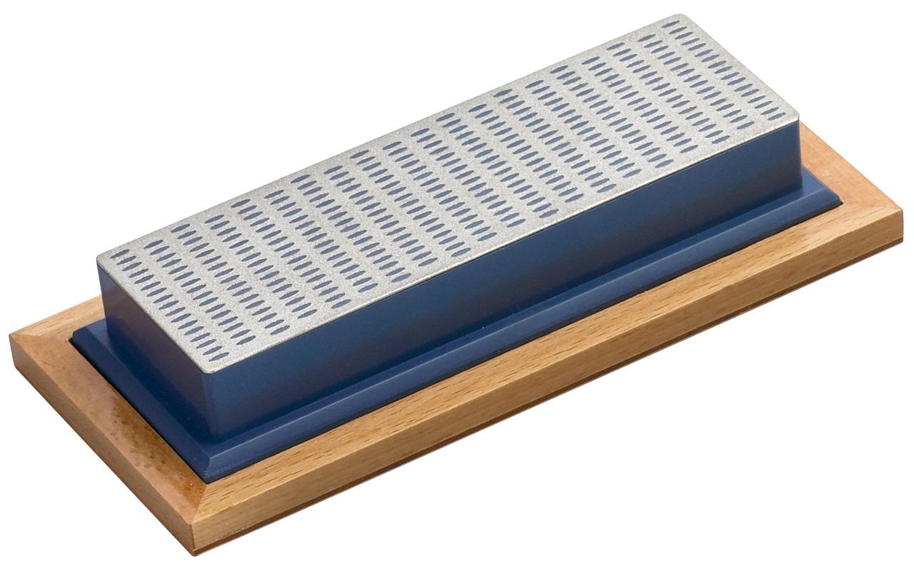 Kamień do ostrzenia diamentowy gruby ( niebieski ) BERNARDO