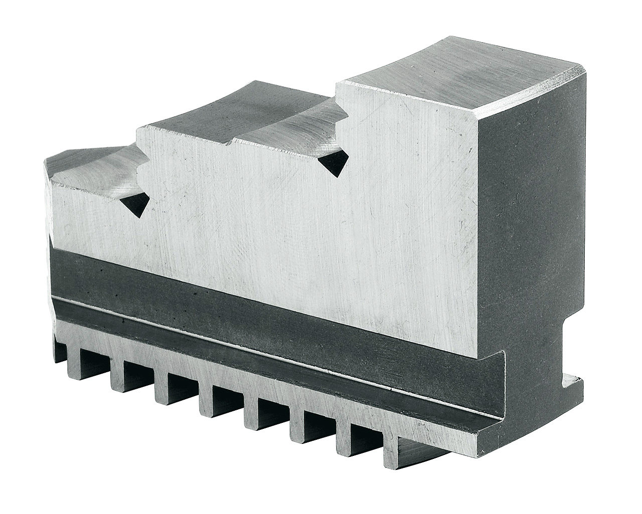Szczęki jednolite twarde wewnętrzne - komplet IJ-PS4-500 BERNARDO