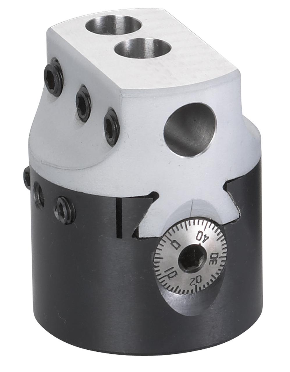 Głowica do gwintowania i precyzyjnego wiercenia rozmiar 50 mm BERNARDO