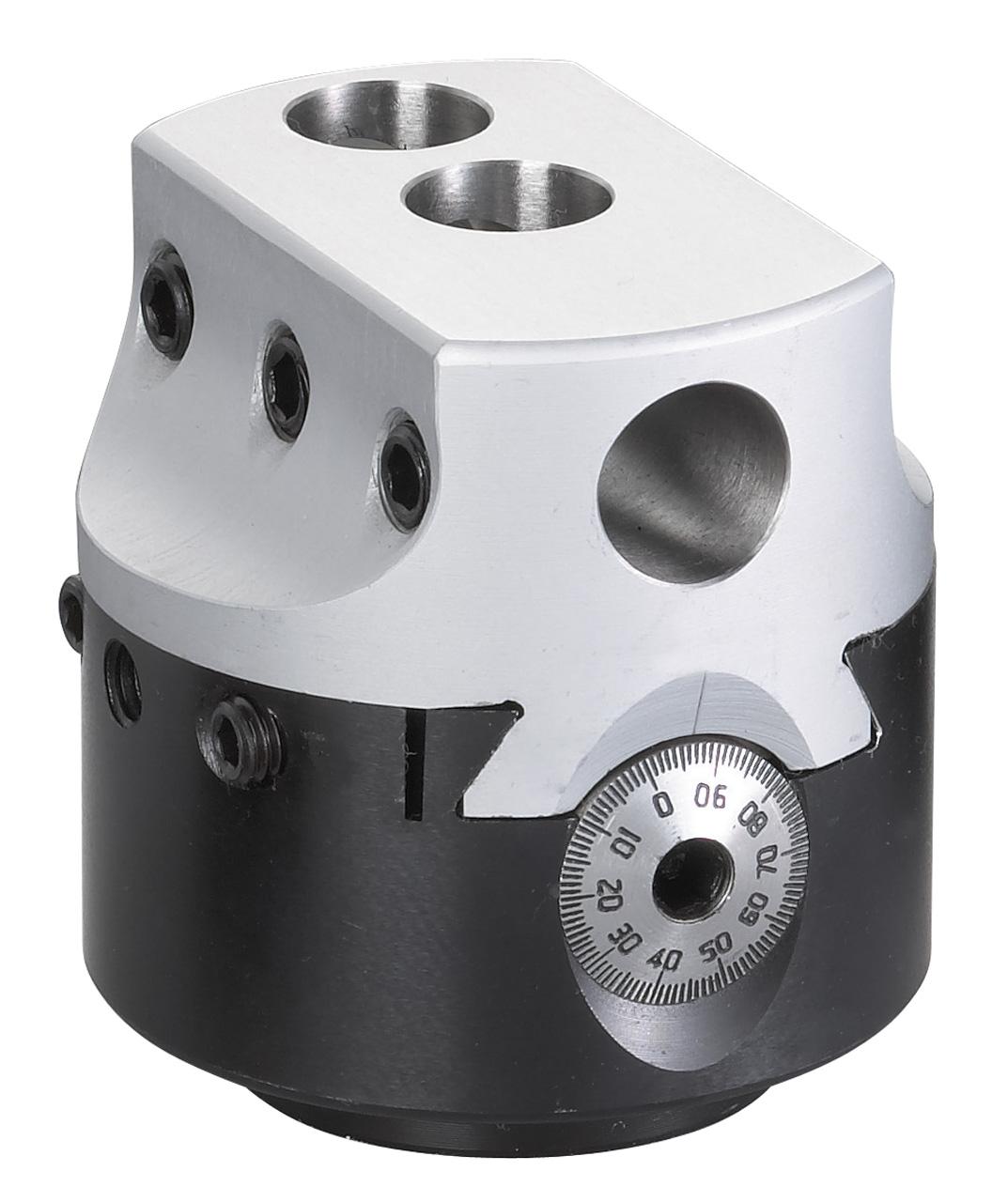 Głowica do gwintowania i precyzyjnego wiercenia rozmiar 75 mm BERNARDO