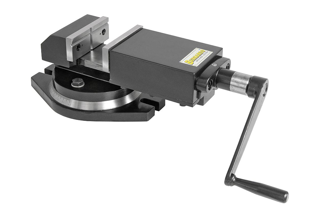 Imadło maszynowe śrubowe precyzyjne PS 100                                           BERNARDO
