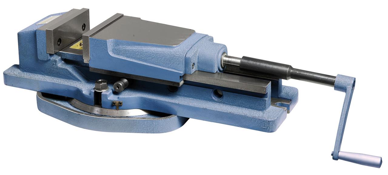 Imadło hydrauliczne maszynowe odchylane VH 150 BERNARDO