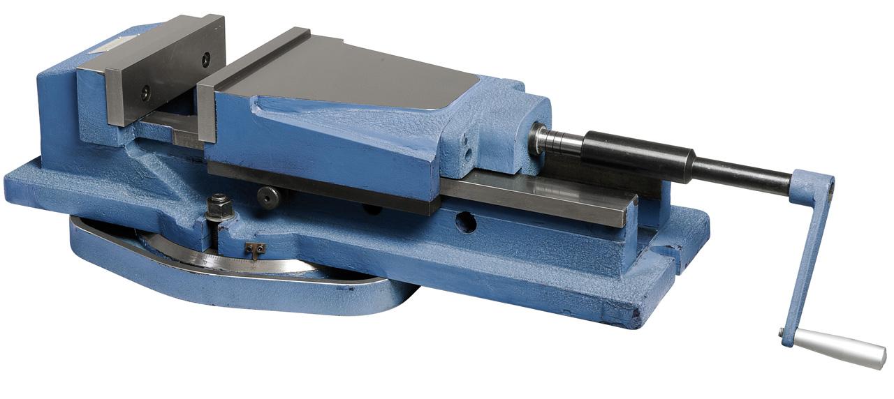 Imadło hydrauliczne maszynowe odchylane VH 200 BERNARDO