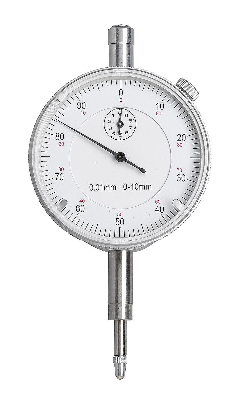 Czujnik zegarowy 10 mm x 0,01 mm / DIN 878 BERNARDO
