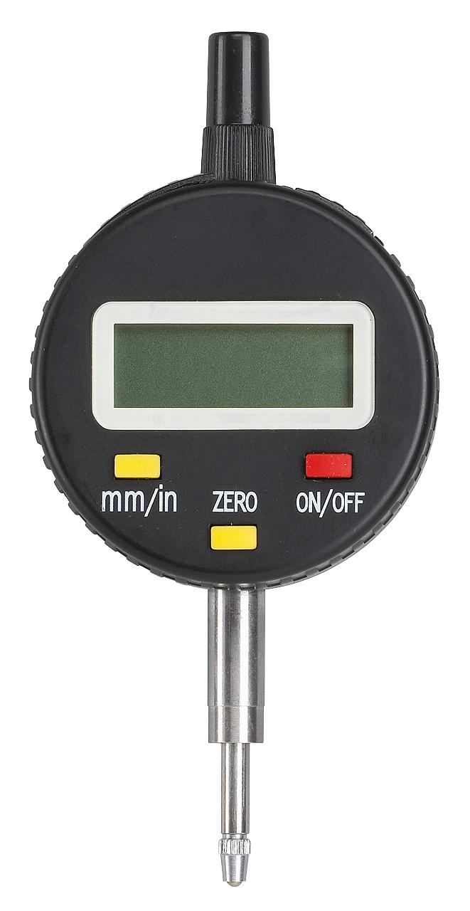 Czujnik zegarowy cyfrowy 0 - 10 mm x 0,01 mm BERNARDO