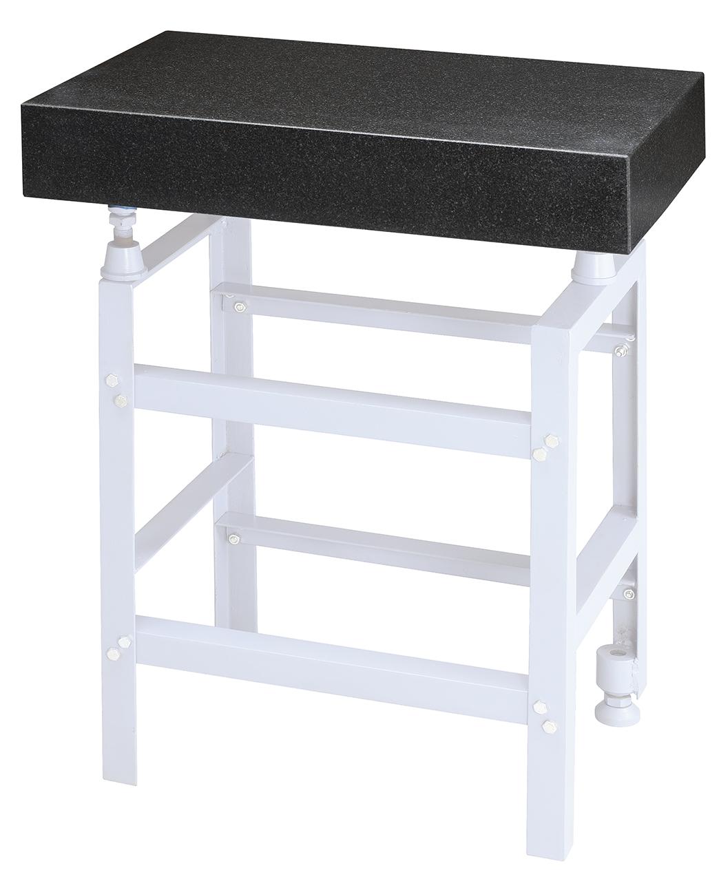 Stół z granitowym blatem 1000 x 630 x 150 mm  BERNARDO