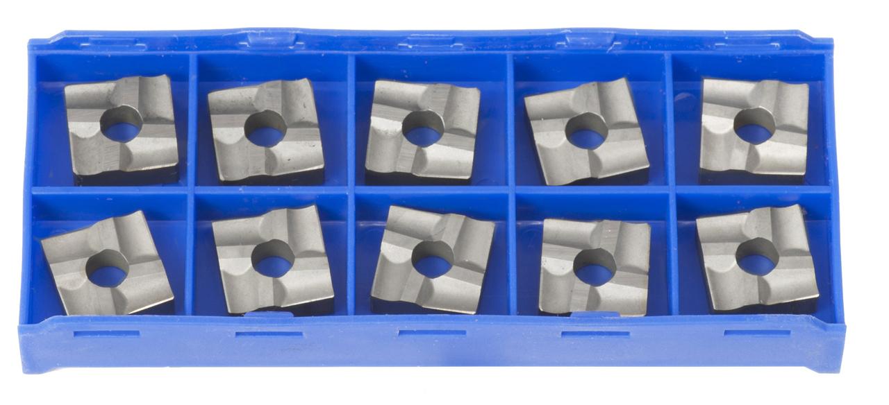Zestaw płytek węglikowych HM do noży tokarskich 41305Fb ( 10 szt. ) E5 BERNARDO