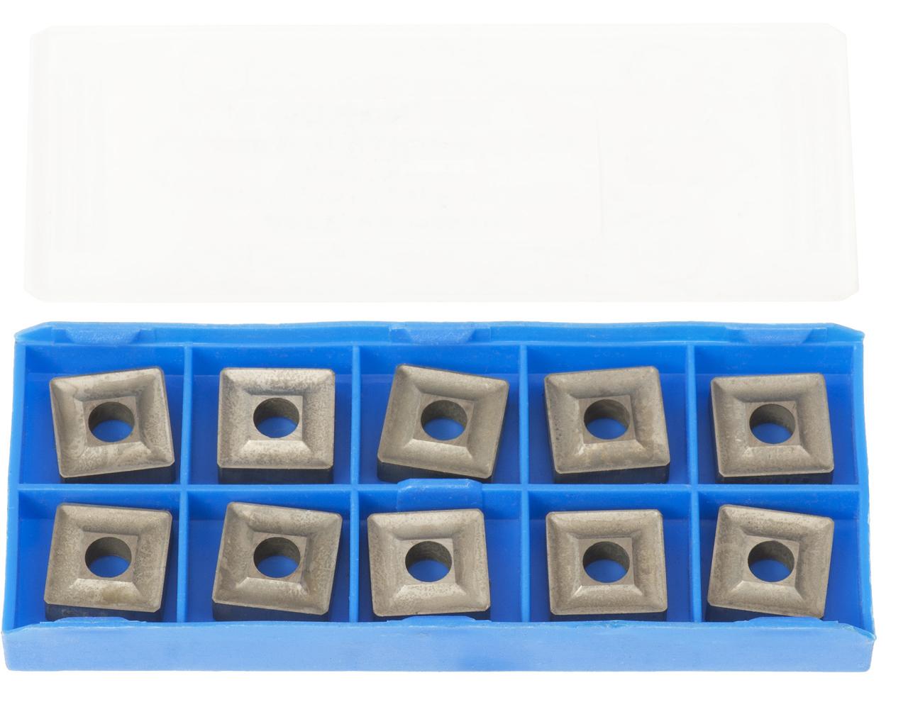 Zestaw płytek węglikowych HM do noży tokarskich 41310V ( 10 szt. ) E2/E1 BERNARDO