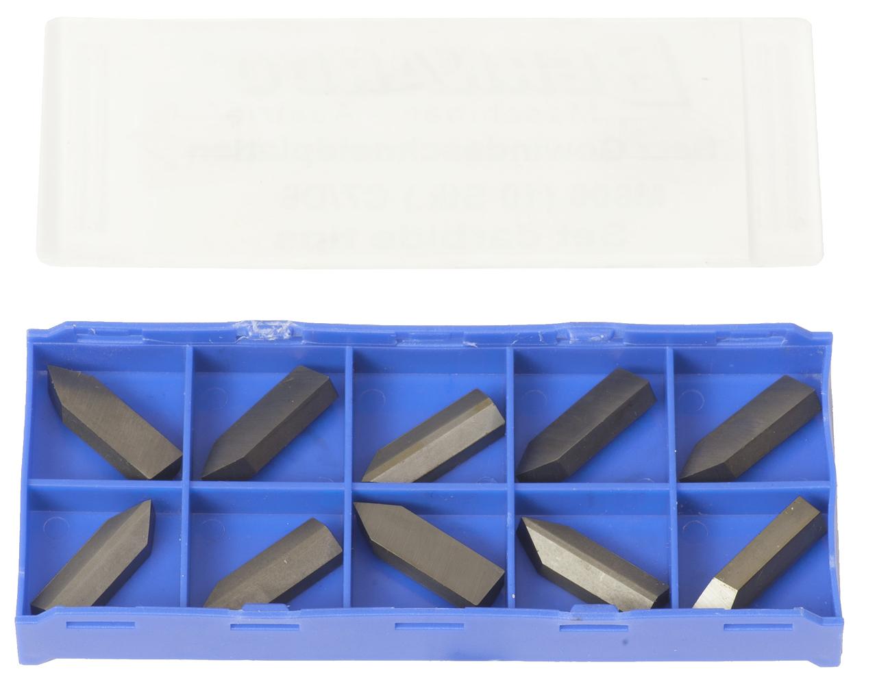 Zestaw płytek gwintujących do noży M606 ( 10 szt. ) C7/D6 BERNARDO