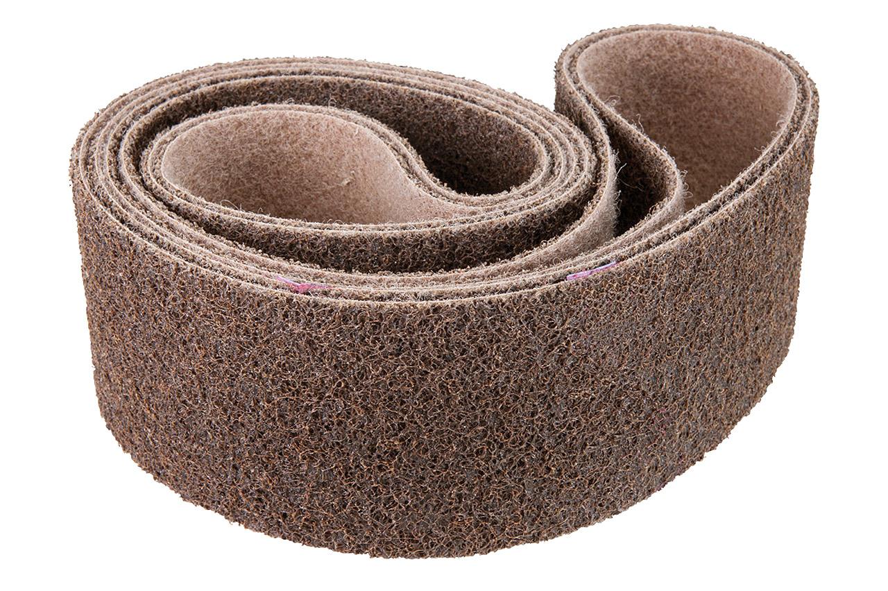 Włóknina szlifierska - Taśma szlifierska 2000 x 100 mm, gruba BERNARDO
