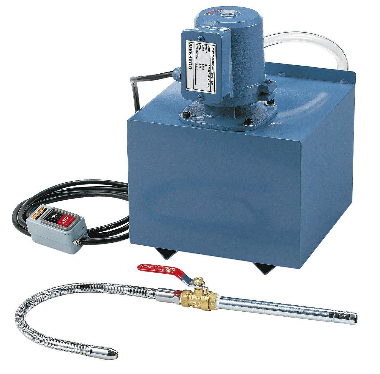 Uniwersalny układ płynu chłodzenia 11 litrów- 400 V BERNARDO