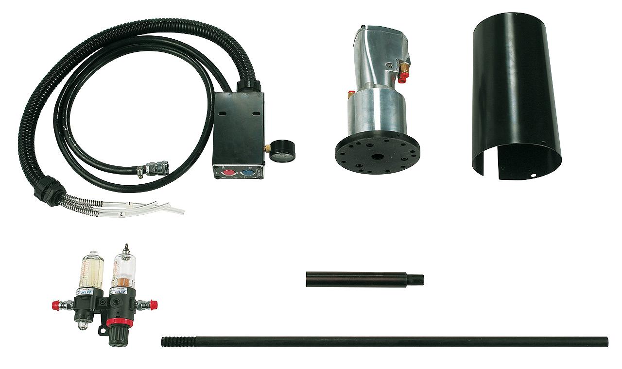 Pneumatyczny chwytak narzędzi PD-150 / ISO 40 BERNARDO